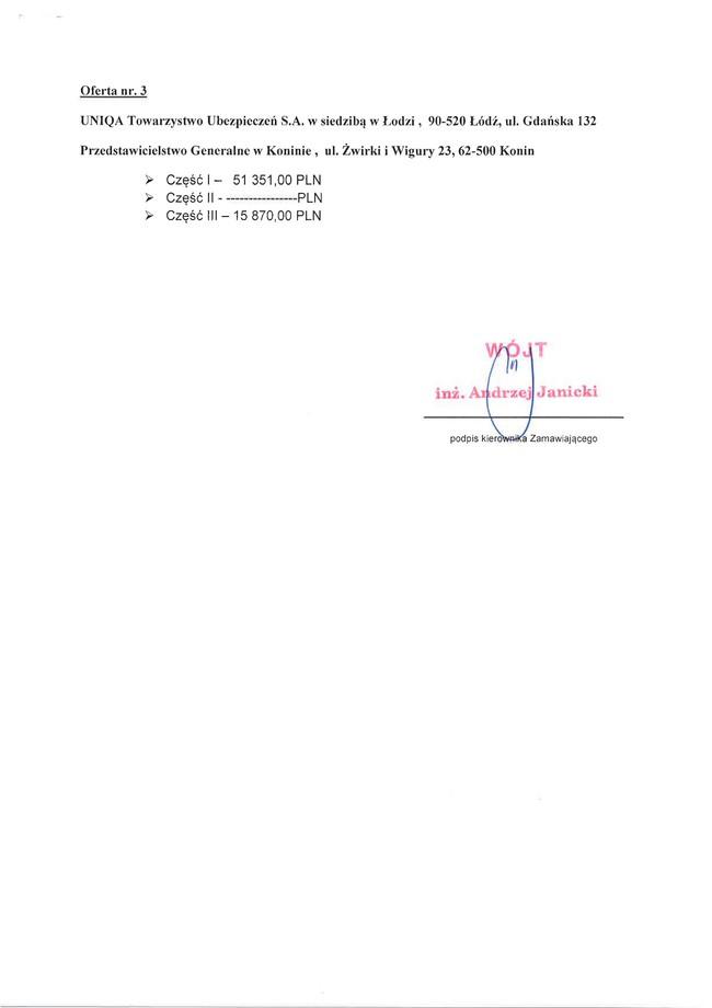Informacja z otwarcia str. 2
